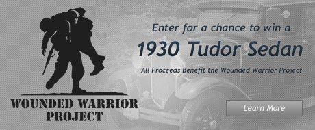 Raffle to Benefit Wounded Warrior Project