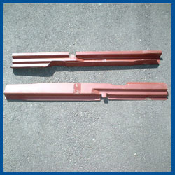 1932 ford coupe sub rails autos post for 1934 ford floor pan