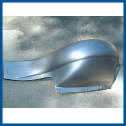 Model A Ford Parts Steel Fenders