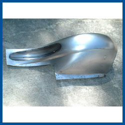 Model A Ford Parts - Steel Fenders