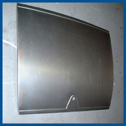 how to make auto body patch panels