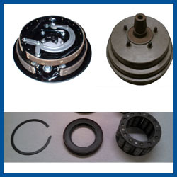 Model A Ford Parts - Brakes & Parts